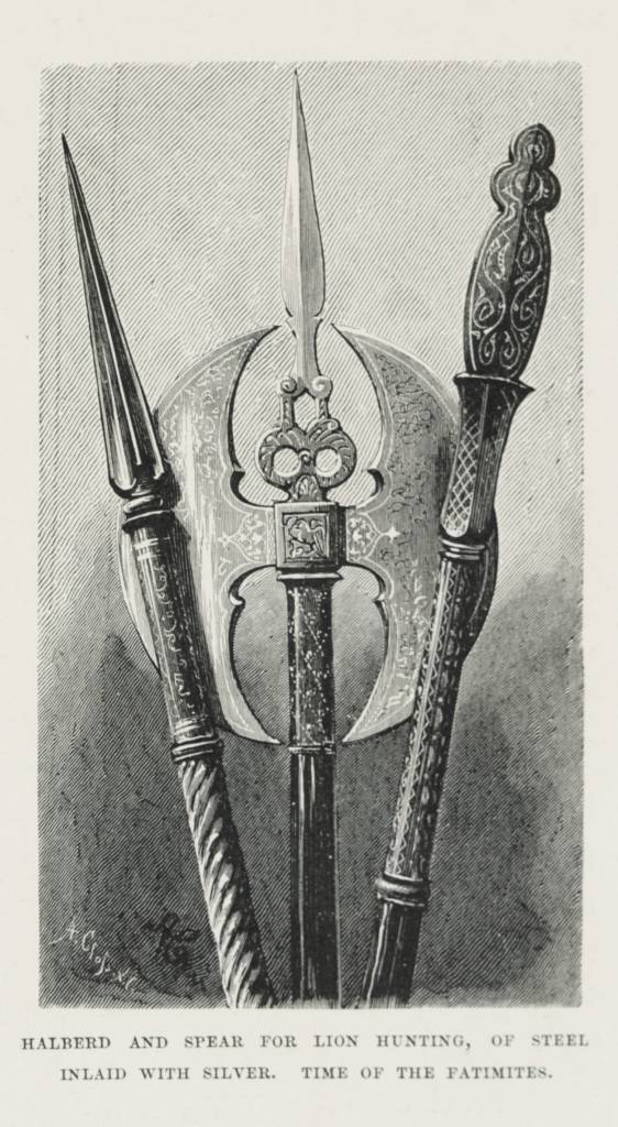Halberd Spear