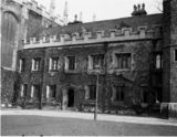 Thumbnail of King's College, Cambridge University, inside the entrance
