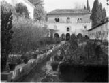 Thumbnail of In the garden of the Generalife - Granada, Spain