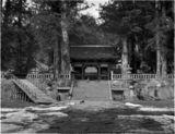 Thumbnail of Entrance to the mausoleum - Japan