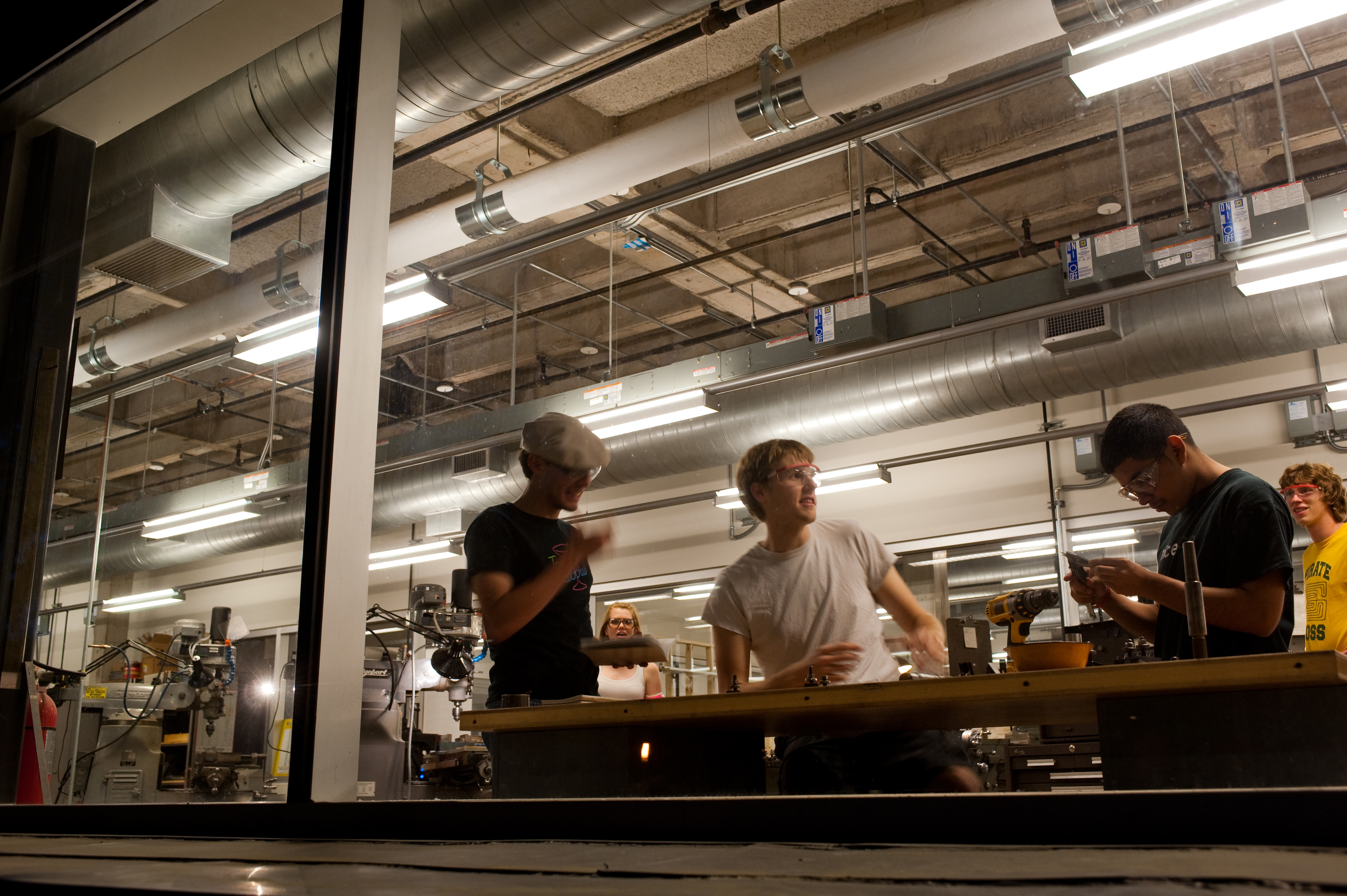 Oshman Engineering Design Kitchen, Rice University