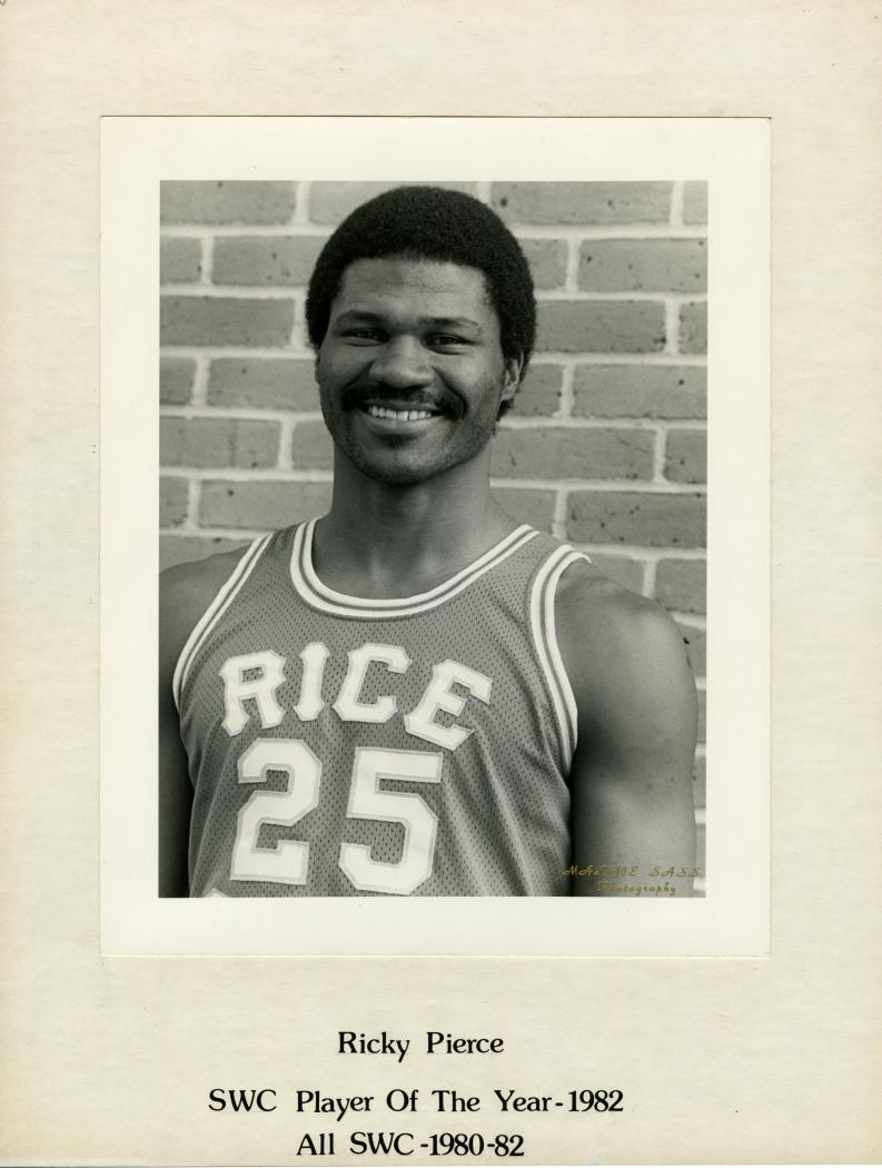 Ricky Pierce Rice University